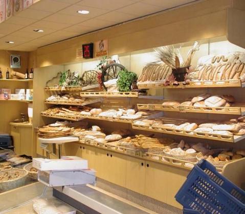 Mobili retrobanco per bar negozi e supermercati reparti for Arredamento salumeria