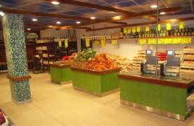 Arredamento negozi frutta e verdura e reparti ortofrutta for Arredamento ortofrutta