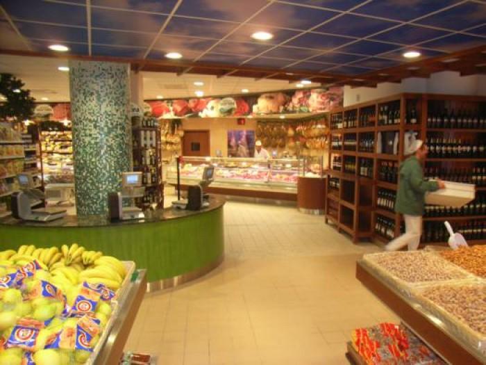 Arredamento supermercato ortofrutta per matteini a for Arredamento ortofrutta